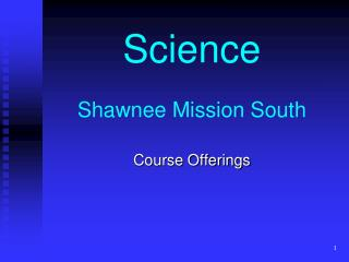 Shawnee Mission South