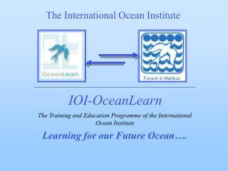 IOI-OceanLearn