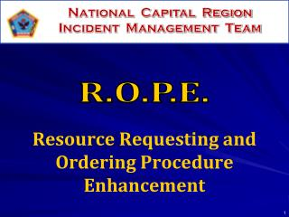 Resource Requesting and Ordering Procedure Enhancement