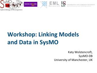 Workshop: Linking Models and Data in SysMO