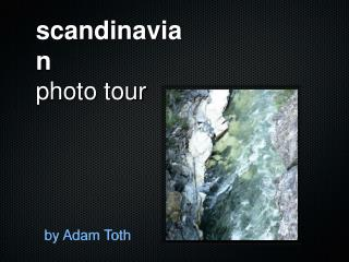 scandinavian photo tour