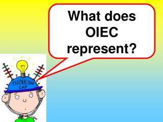 What does OIEC represent?