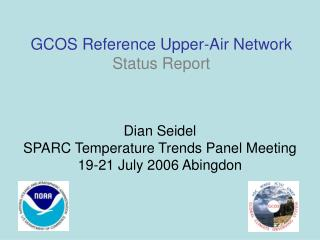 GCOS Reference Upper-Air Network Status Report
