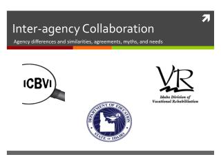 Inter-agency Collaboration