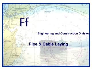 Pipe & Cable Laying