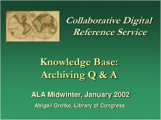 ALA Midwinter, January 2002