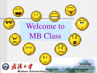Welcome to  MB Class