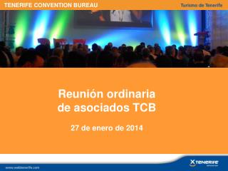 TENERIFE CONVENTION BUREAU
