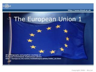 History of the European Union (EU)
