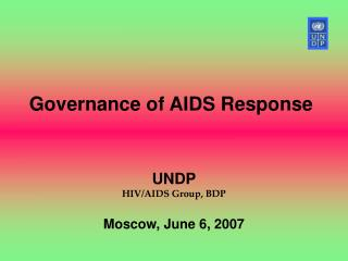 Governance of AIDS Response