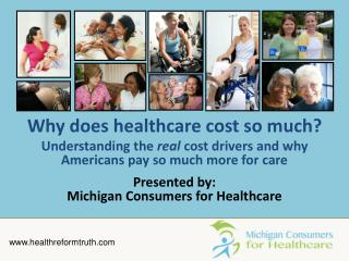Why does healthcare cost so much?