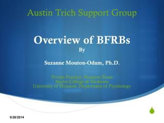 Austin Trich Support Group