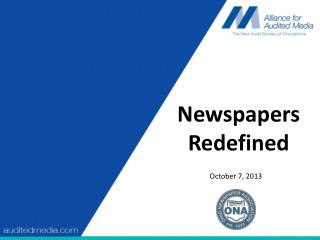 Newspapers Redefined