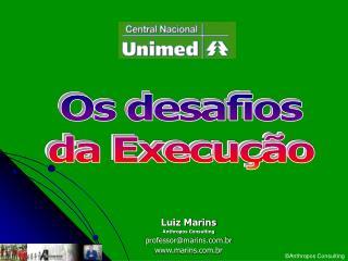 Luiz Marins Anthropos Consulting professor@marins.br  marins.br