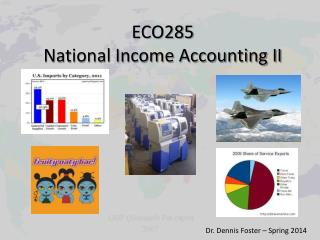 ECO285 National Income Accounting II