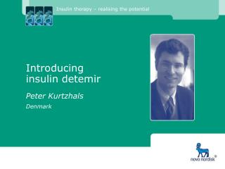 Introducing  insulin detemir