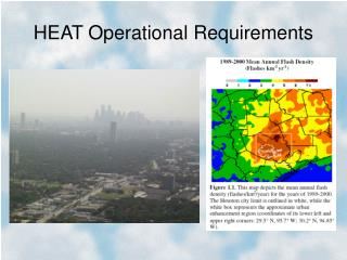 HEAT Operational Requirements