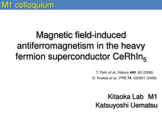Magnetic field-induced antiferromagnetism in the heavy fermion superconductor CeRhIn 5