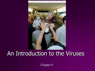 An Introduction to the Viruses