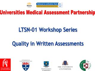 Universities Medical Assessment Partnership