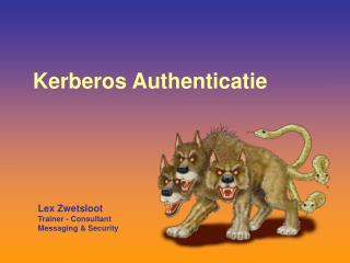 Kerberos Authenticatie