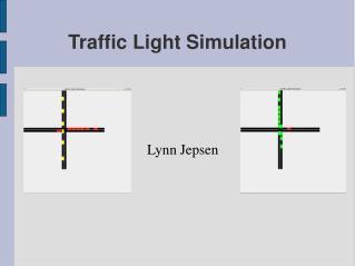 Traffic Light Simulation