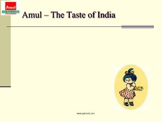 Amul – The Taste of India