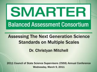 Assessing The Next Generation Science Standards on Multiple Scales