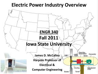ENGR 340 Fall 2011 Iowa State University