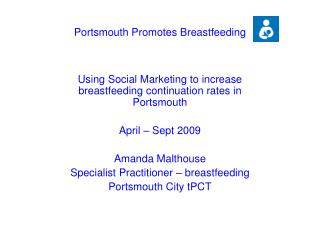 Portsmouth Promotes Breastfeeding