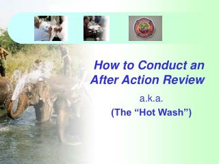 How to Conduct an After Action Review