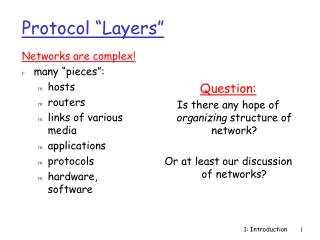 "Protocol ""Layers"""