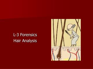 L-3 Forensics Hair Analysis