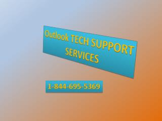 1-844-695-5369|Outlook Support Contact Phone Number