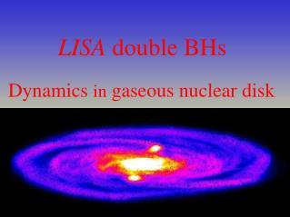 LISA double BHs