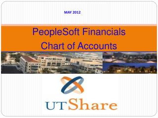 PeopleSoft Financials Chart of Accounts