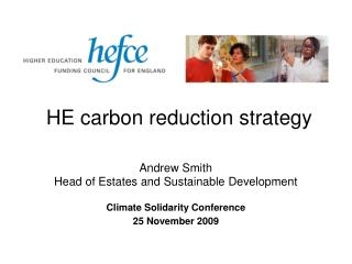 HE carbon reduction strategy