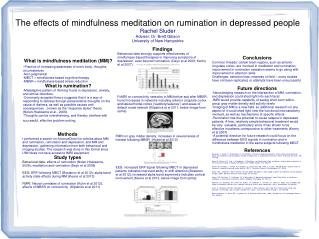 What is mindfulness meditation (MM)?