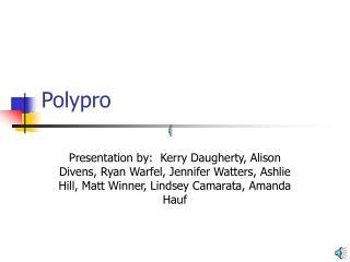 Polypro