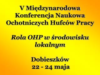 I nstytut Nauk Pedagogicznych       Uniwersytet Opolski