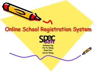 Online School Registration System