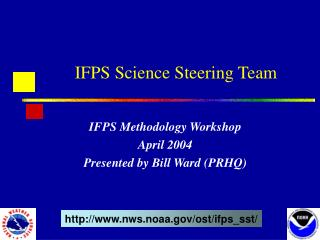 IFPS Science Steering Team
