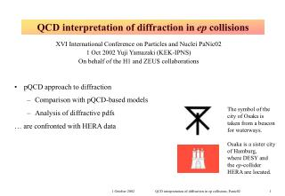 QCD interpretation of diffraction in  ep  collisions