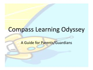 Compass Learning Odyssey
