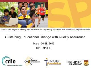 Sustaining Educational Change with Quality Assurance