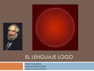 El lenguaje Logo