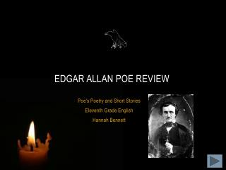 Edgar Allan Poe Review