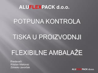 ALU FLEX PACK d.o.o.