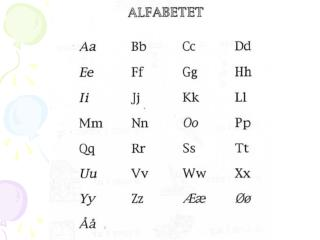 Phonetic notations