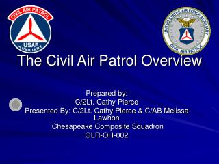 The Civil Air Patrol Overview